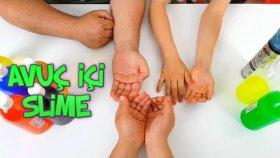 Avuç İçinde En Güzel Slime Challenge !! Çok Hile Yaptılar