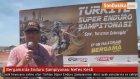Bergama'da Enduro Şampiyonası Nefes Kesti