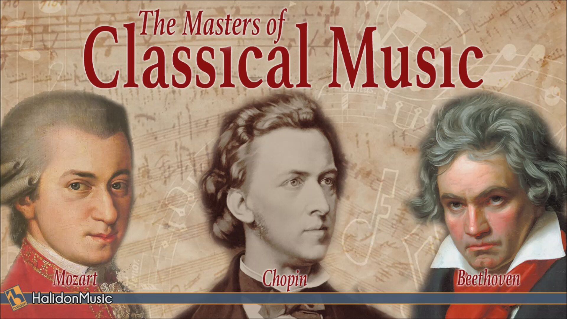 an introduction to the music of haydn mozart beethoven and bach Free classical music papers music, symphony, haydn, mozart, and beethoven] 2402 words beethoven and bach - classical music can be best summed by mr dan.