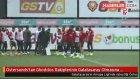 Östersunds'tan Ghoddos Rakiplerinin Galatasaray Olmasına İnanamadı
