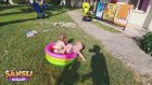 Tatili Otele Geldik Son Gün - Baloncuk Yuttum Kaydıraklı Havuz Macerası