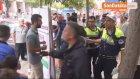 Manisa'da Şehir Merkezini Karıştıran Gözaltı