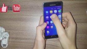 Samsung Galaxy A3 2016 Kutu Açılımı
