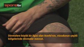 """Galatasaray'ın istediği """"Aslan dövmeli"""" Acerbi!"""