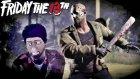 Jason Kafa Açıyor !!  Friday 13 Türkçe - Oyun Portal