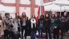 Kampüste Lgbti Öğrencinin Feministlere Vaazı - Ankara