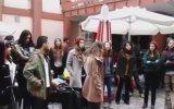 Kampüste Lgbt'li Öğrencinin Feministlere Vaazı  Ankara