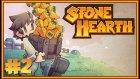 Koloniye Saldırıyorlar ! - Survival, Macera, Koloni - Stone Hearth Türkçe - #2