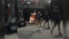 Paul Pogba Basketbol Yeteneklerini Sergiledi