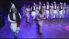 Sanat Gecesi Büyükçekmece Belediyesi Altın Köprü Halk Dansları Topluluğu Mardin Yöresinden Oyun Serg