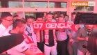 Antalyaspor'da Menez'e Coşkulu Karşılama
