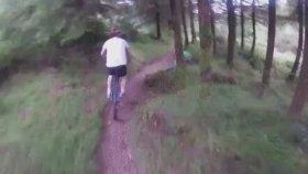 Bisiklerlilerin Ormanda Karsilastiklari Gizemli Olay
