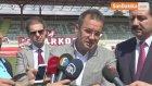 Elazığ Atatürk Stadı'nı Yenileme Çalışmaları