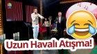 Erkan Çelik Show'da Komik Atışma! (Uzun Hava)
