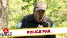 Gösteri Yapan Polisin Hadım Olması