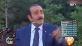 Mustafa Keser'den Canlı Yayında Aile Gafı