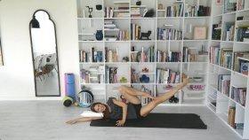10 Dakikada İç Bacak Eritme