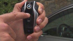 BMW 7 Serisi - Otomatik Park Kullanımı!