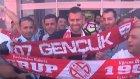 Jeremy Menez'e Antalya'da Coşkulu Karşılama
