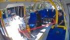 Minibüste Kadına Saldırı Anının Görüntüleri Ortaya Çıktı