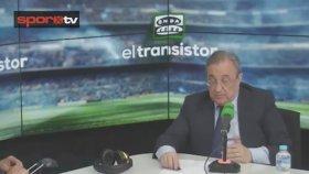 Real Madrid Başkanından De Gea Açıklaması