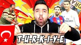 Şampıyon ?! Türkıye Harflerı Challenge Fut Draft !