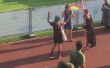 Boğaziçi Üniversitesi  Sırt Dönme Protestosu