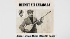 Mehmet Ali Karababa - Geçti Ömrüm Böyle Boşu Boşuna