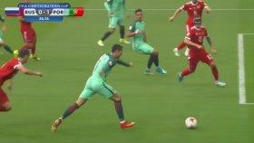 Rusya 0-1 Portekiz (Maç Özeti - 21 Haziran 2017)