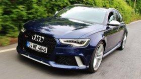 Test - Audi RS6
