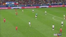 Almanya 1-1 Şili (Maç Özeti - 22 Haziran 2017)