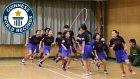 Japon Çocukların İp Atlama rekoru