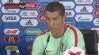Ronaldo'nun yüzü gülüyor