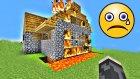 Sinanın Evini Yaktım ? Bosscraft #25 | Oyunportal