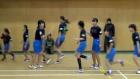 Japon Öğrencilerden Harika İp Atlama Rekoru!