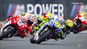 MotoGP'de Drift Anları Ve Kazalar