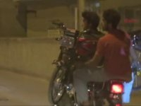 Motosikleti Motosiklet İle Taşımak - Adana