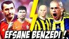 11 Tane Alex De Souza Vs 11 Tane Hagı ! Efsane Maç !