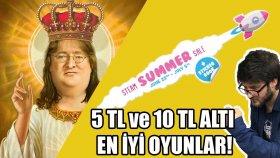5 TL ve 10 TL altı 10 oyun! Steam Yaz İndirimleri fırsatları!
