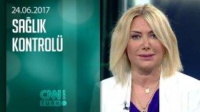 Akciğer Hastalıkları, Pankreas Kanseri ve İstanbul'un Sağlığı - Sağlık Kontrolü 24.06.2017 Cumartesi