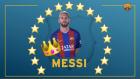 Barcelonalı futbolcular Messi'yi emojilerle tanımladı