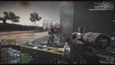 Battlefield 4 Oyununda Aşmak 5 - Piyade - Sniper