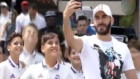 Benzema, New York'taki Real Madrid tesislerini ziyaret etti