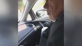 Cansu Canan'a Arabada Fırça Çeken İlber Ortaylı