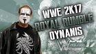 Erkekseniz Teker Teker Gelin / Wwe 2k17 : Royal Rumble - Türkçe Oynanış
