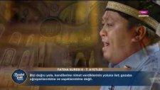 Kurra Hafızdan Ayasofya'da Muhteşem Kur'an Tilaveti  - Trt Diyanet
