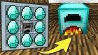 Minecraft'ta Elmas Fırın Modu!