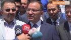"""Bakan Bozdağ, """"Gülen'in Yaptığı Açıklamaların Türkiye'de Genel Başkan Düzeyinde Avukatlığını CHP..."""