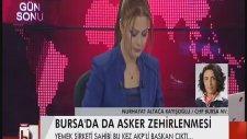 Bursa'da Askerler Yemekten Zehirlendi