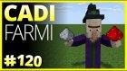 Cadı Farmı, Sınırsız Barut, Redstone, Glowstone... - Minecraft Türkçe Survival - Bölüm 120